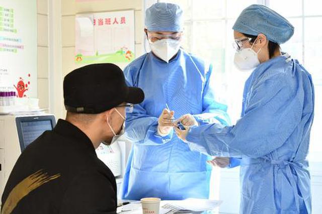 贵州一位新冠肺炎康复者主动捐赠血浆