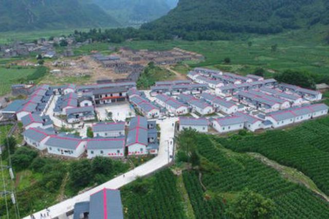 贵州铜仁易地扶贫搬迁安置点见闻