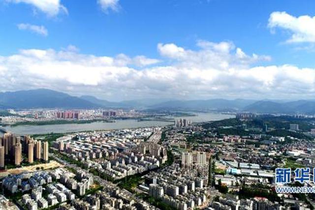 贵阳上月空气质量清镇市排名第一