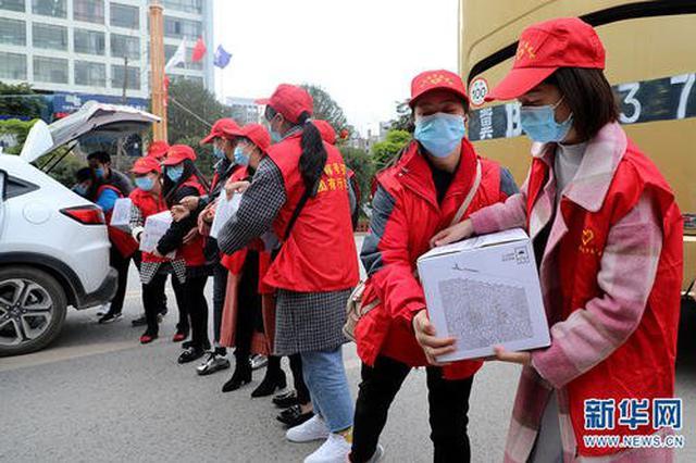 医院发起第二次公益捐赠 5000个口罩免费发放