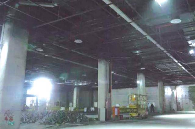 贵阳地铁机场站主体结构建成