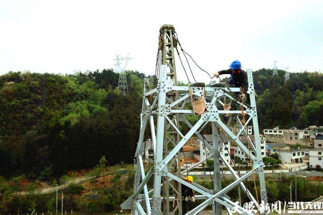 贵阳:加快建设输变电工程 为轨道交通供电