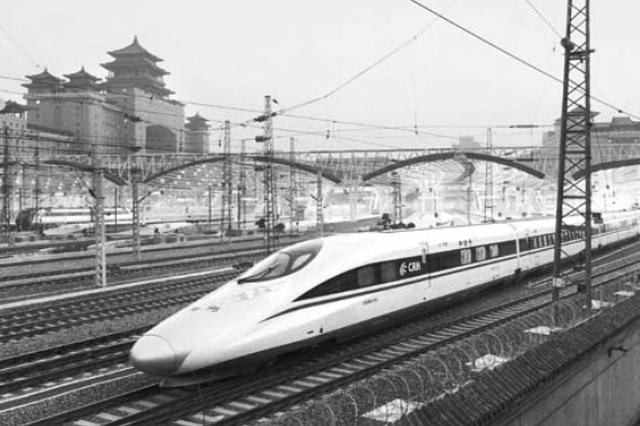 贵阳东开往香港往返高铁运行路径有变动