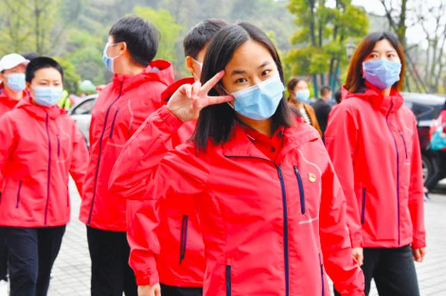 又有500多名援鄂医疗队员结束医学隔离与亲人团聚