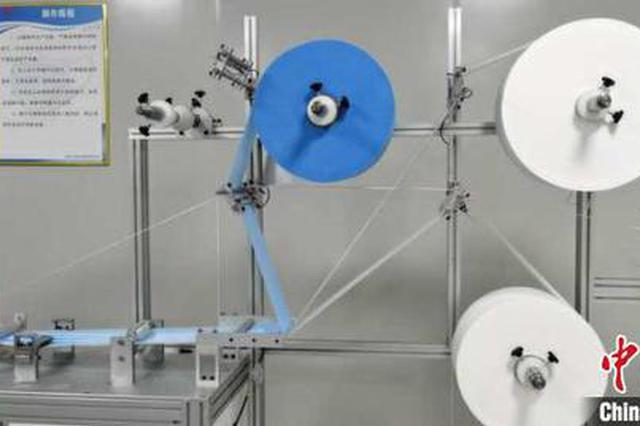 28天成功引进口罩熔喷布生产投产见证贵州招商速度温度