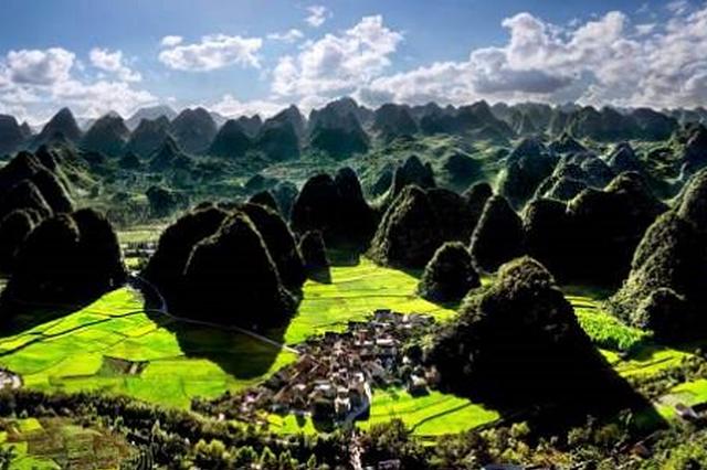 邵琪伟:贵州因山而自信 因山而发展