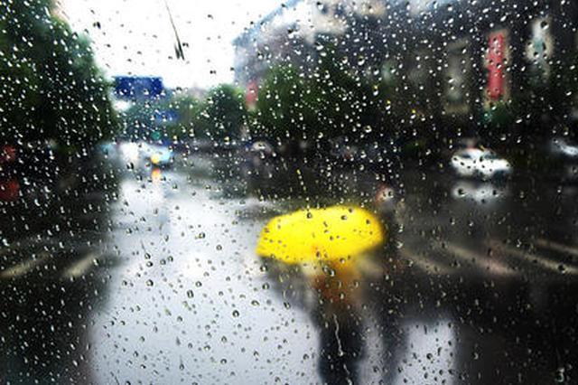 贵阳主要降水时段为21日夜间到23日