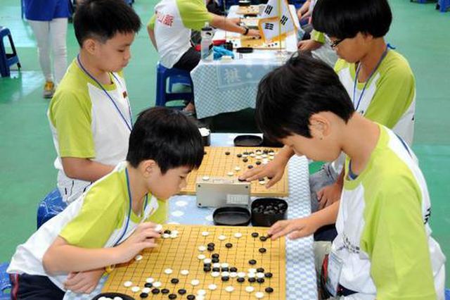 贵州线下体育赛事有序恢复 儿童围棋象棋赛下月开赛