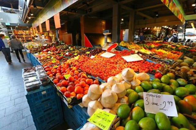 贵州1至5月经济形势持续向好 市场消费稳步恢复 物价总水平保持稳定