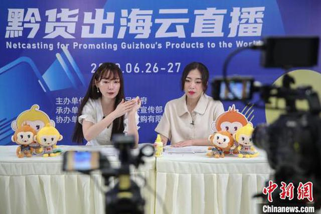 2020贵阳进出口商品网络交易会交易金额达11.74亿元