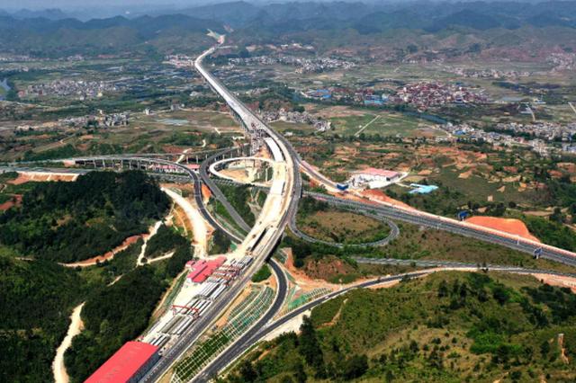 贵州今年将建成8个高速公路项目 总里程600多公里
