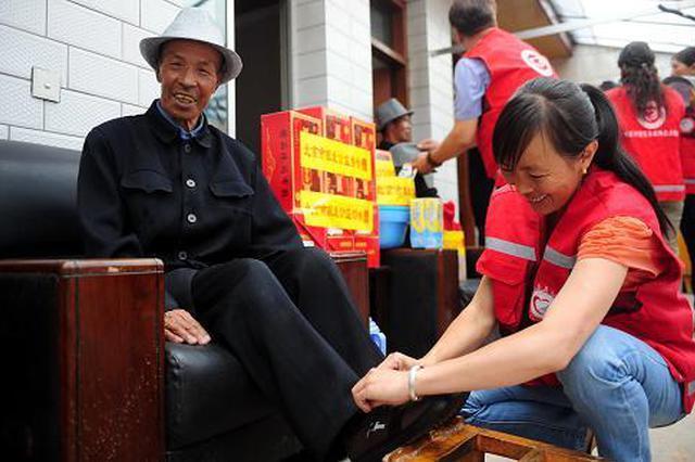 乌当区创新激励机制回馈志愿者