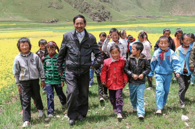 马云公益基金会10年投入1亿元 培养西藏未来乡村教育家