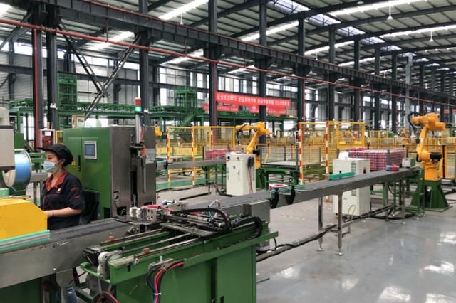 智能化改造推动贵州工业转型升级