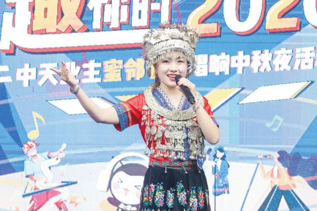"""中天""""蜜邻节""""火热开唱"""