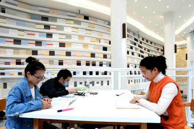 贵州省图书馆升级改造完成,24小时城市书房闪亮登场