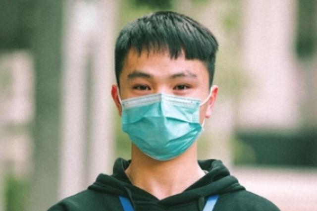 清镇青年李海:能在抗疫中贡献力量很骄傲