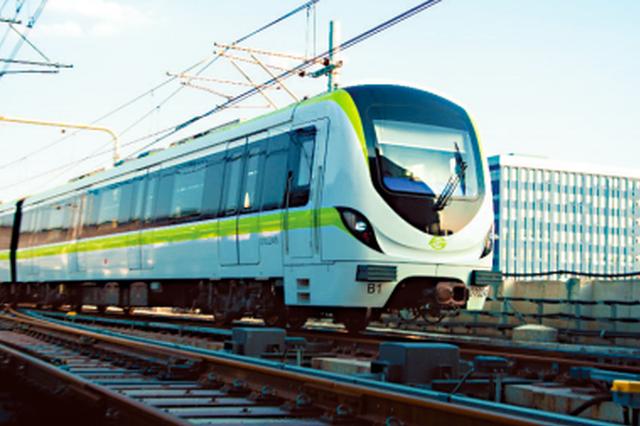 贵阳地铁安全运营1000天了!