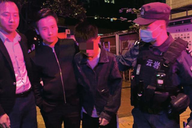 男孩深夜离家出走迷了路 警民合力送其回家