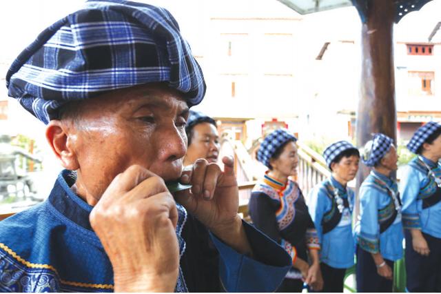 贵州深山有支古乐队