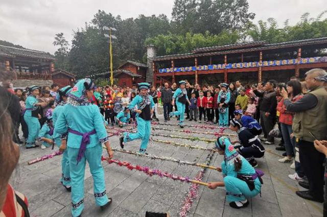 2020年国庆中秋两节乌当区旅游接待情况