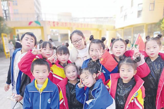 志愿者高嫦:青春是一场美丽的邂逅