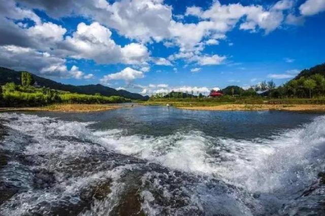贵州发布第一批14条省管河流生态流量管控目标