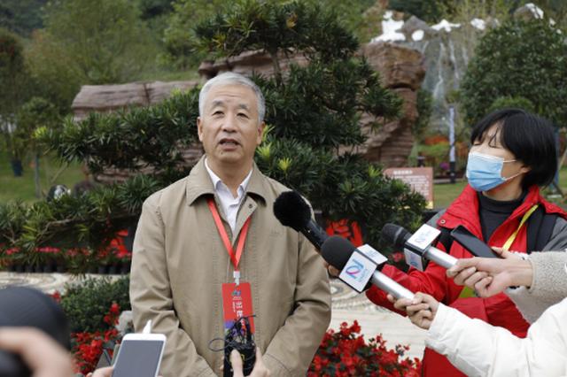 """中国城市规划设计研究院风景园林分院副总工唐进群:绿博园呈现""""六大特点"""""""