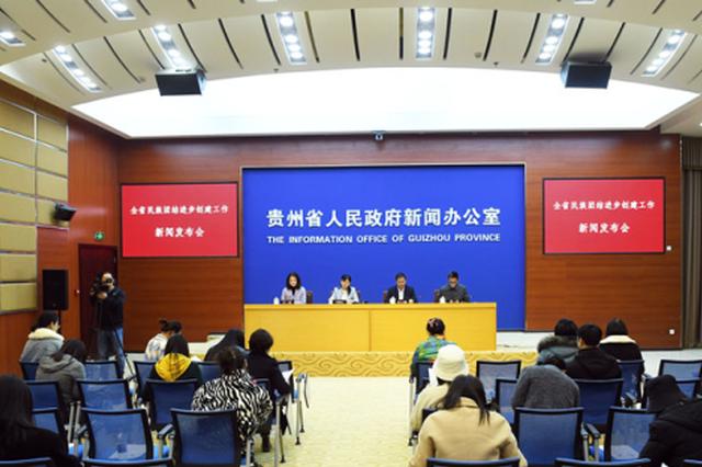 贵州平等团结互助和谐的民族关系得到巩固和发展