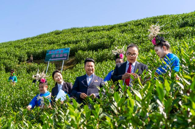邮储银行丹寨县支行助地方经济社会发展