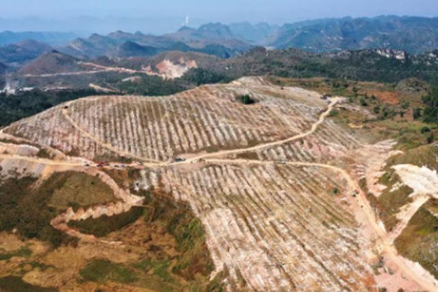万屯纳玉70兆瓦农业光伏电站项目年底并网发电