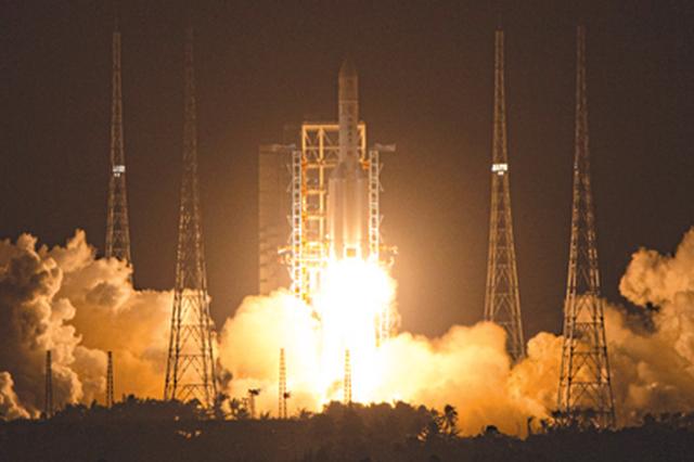 """""""嫦五""""奔月开启我国首次地外天体采样返回之旅"""