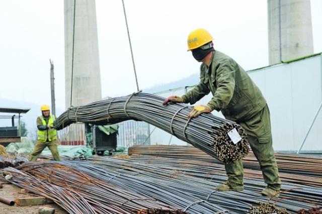 博大道延伸段(贵黄路-太金线)下穿沪昆高速铁路桥工程全面施工