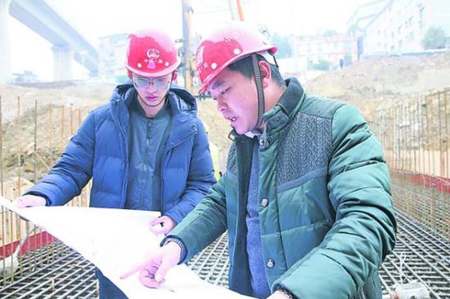巫高文:加快项目建设进度 确保圆满完成任务