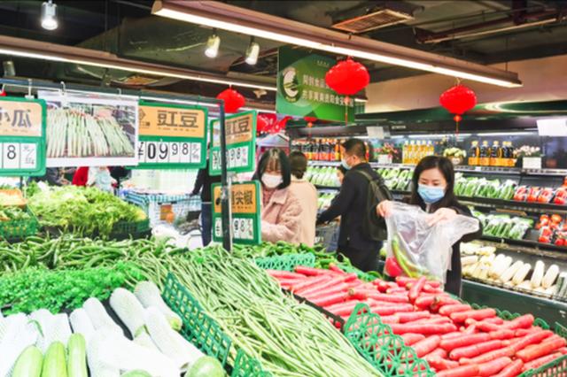 贵阳第一季度计划上市50万吨蔬菜