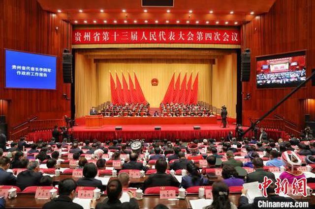 2021年贵州预期地区生产总值增长8%左右