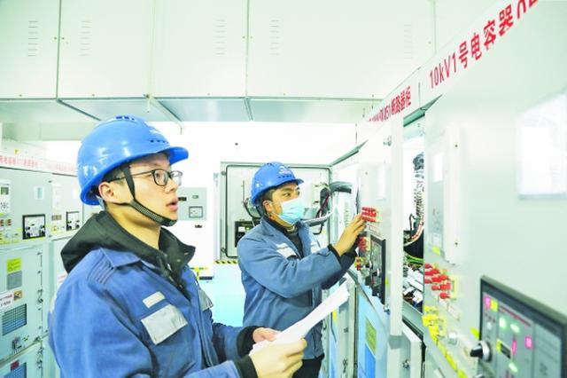 220千伏汪官变电站投用 贵安北部区域供电保障能力提升