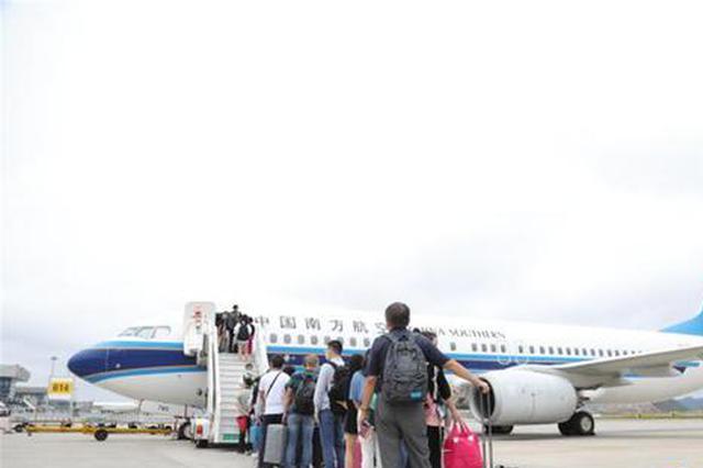 春运复航!南航贵州已全线恢复贵阳至深圳等干线航班