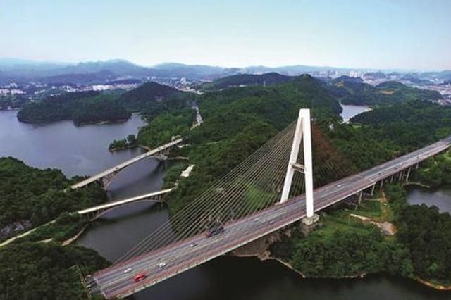 2021年贵州省重大工程项目计划完成投资7400亿元