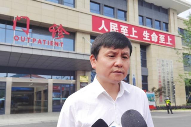 """""""我們要做好疫苗注射的普及工作"""" 張文宏教授在貴陽接受采訪"""