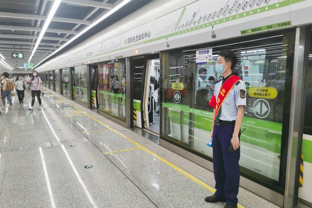 贵阳轨道集团发布通知 乘坐地铁今起需查验健康码