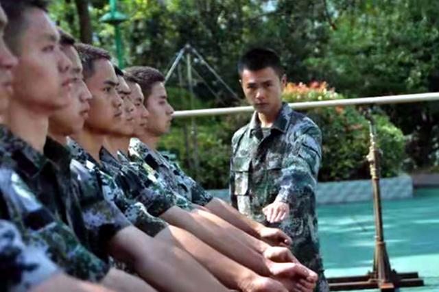 二次入伍去西藏服役 譚虎:這一刻好幸福