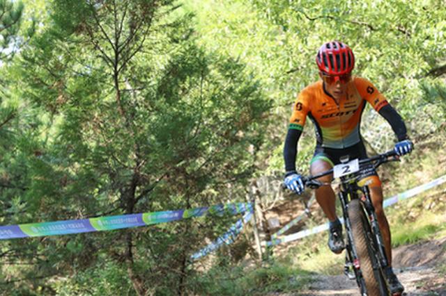 當場淚奔!三年半,貴州省山地自行車隊全運摘金奪銅
