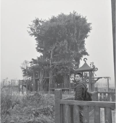 乐湾国际实验学校初中历史组教研组长潘思敏
