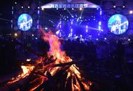 阿西里西音乐狂欢节 相约云山花海放肆high!