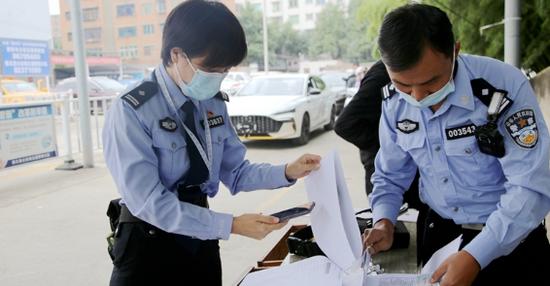 修文县有序推进电动自行车登记上牌工作