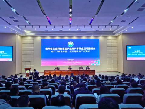 前三季度 贵州生态特色食品产业预计完成产值950亿元同比增长