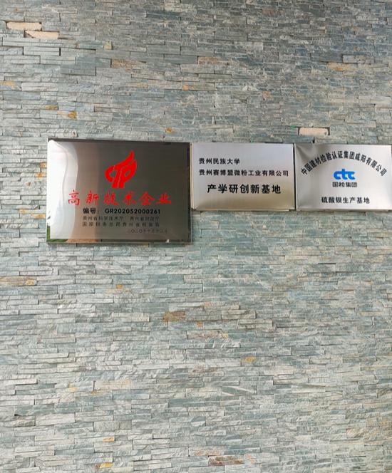 赛博盟成功申报并通过贵州省2020年高新技术企业认证