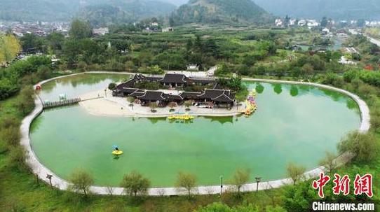 贵州江口国家湿地公园美如画