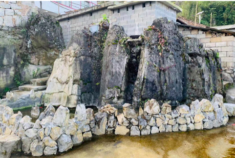 水城县哈青村:农村厕所变景观 美丽乡村更美丽